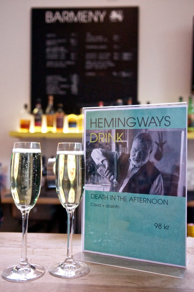 Hemingways drink - Death in the afternoon